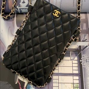 New CHANEL VIP iPhone Case / Phone Pouch